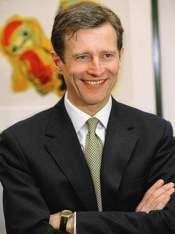 Jeroen Kremers is voorzitter van de raad van commissarissen bij bunq en Robeco