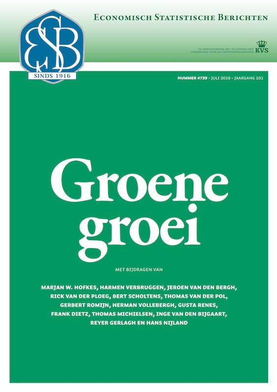 ESB 4740: Groene groei