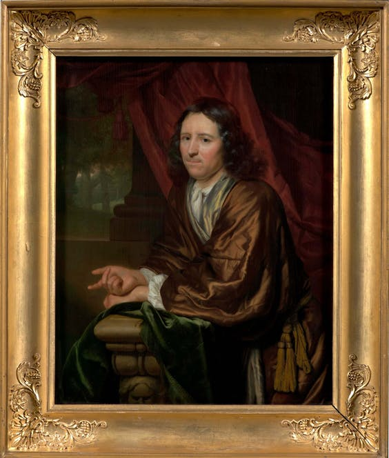 Pieter de la Court de Jonge (Godfried Schalcken, 1679)