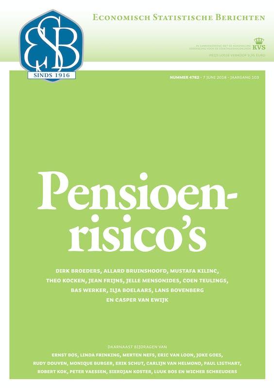 ESB 4762: Pensioenrisico's