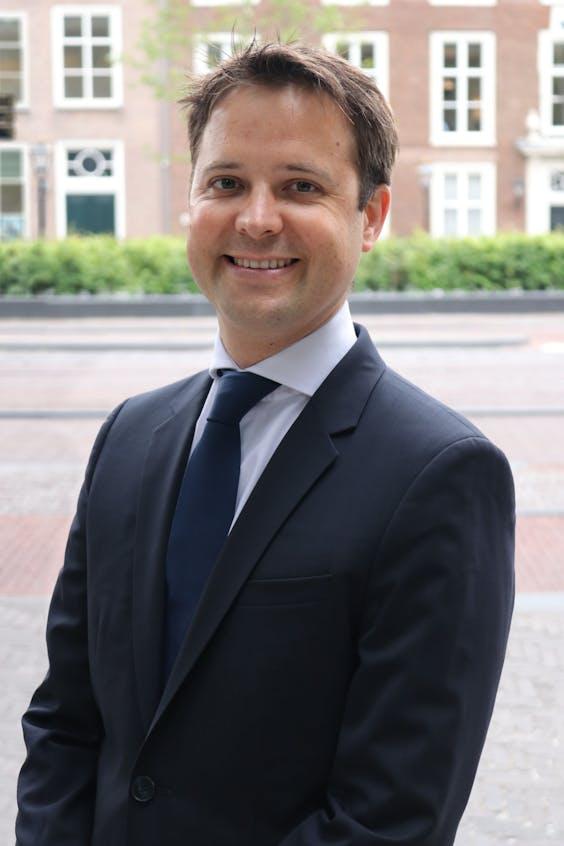 Joost Sneller - Lid van de Tweede Kamer voor D66