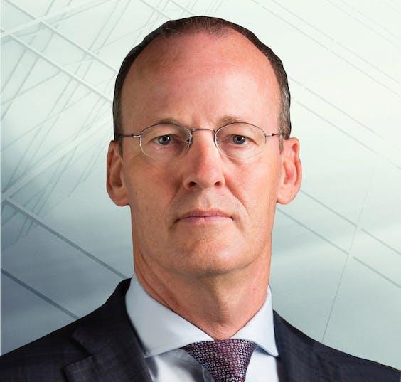 Klaas Knot, President van De Nederlansche Bank