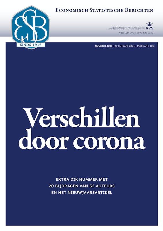 ESB 4793: Verschillen door corona