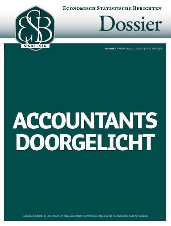 ESB 4787S: Accountants doorgelicht