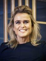 Barbara Baarsma, Directievoorzitter van de Rabobank Amsterdam, hoogleraar aan de Universiteit van Amsterdam, en lid van de Monitoring Commissie Corporate Governance