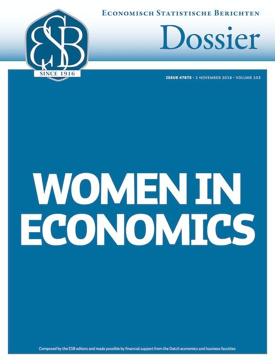ESB 4767S: Women in economics