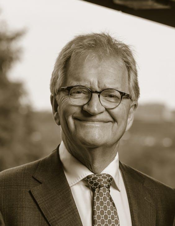 DEN HAAG - Portret van Hans de Boer, scheidend voorzitter van VNO-NCW. ANP / Hollandse Hoogte / Marco De Swart