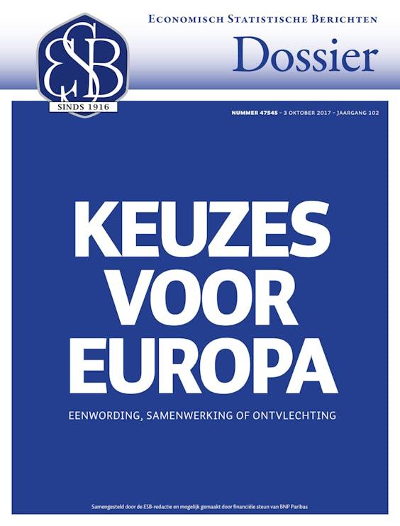 ESB 4754S: Keuzes voor Europa