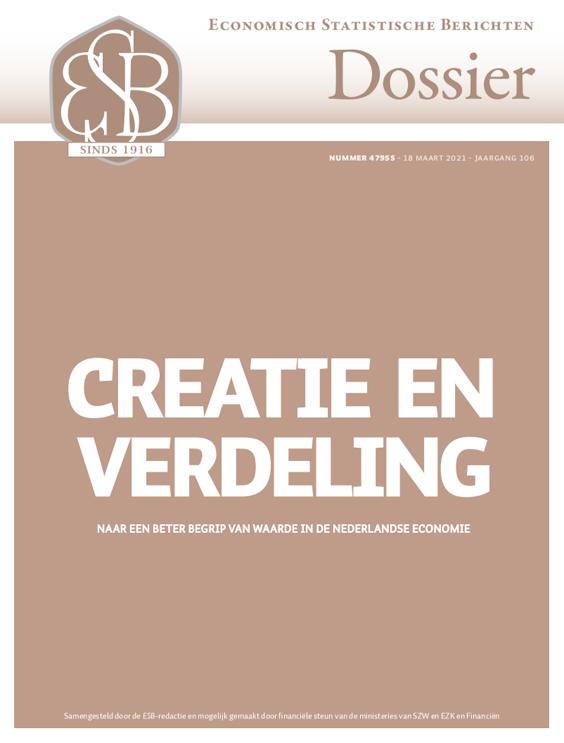 ESB 4795S: Creatie en verdeling