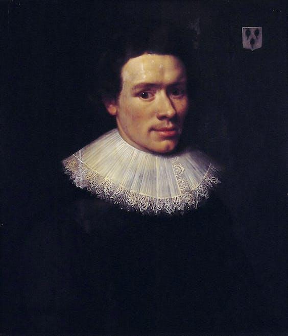 Dirk Graswinckel (Michiel van Mierevelt, 1623)
