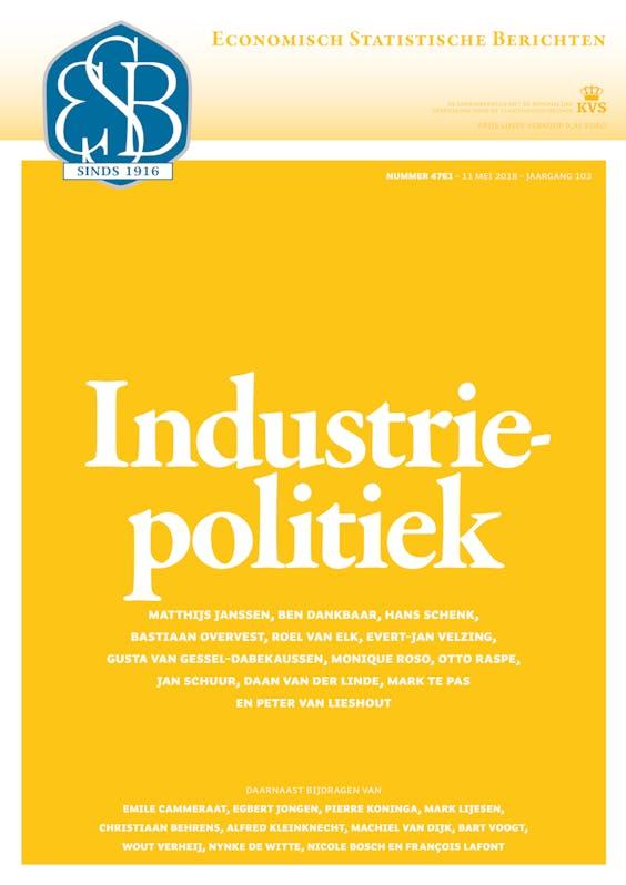 ESB 4761: Industriepolitiek