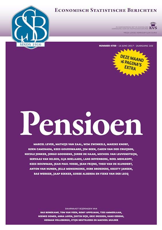 ESB 4750: Pensioen