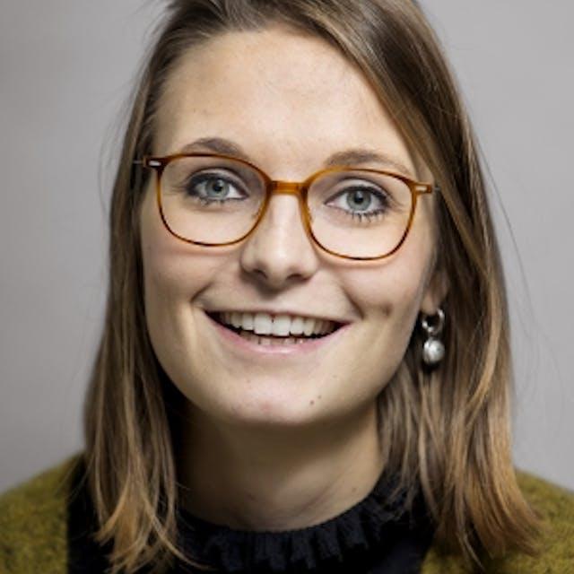 Marieke van der Staak