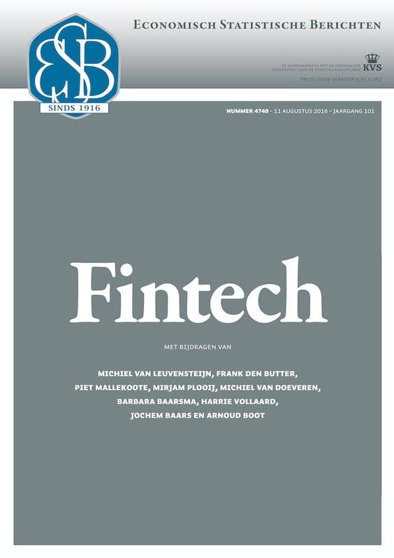 ESB 4740: Fintech