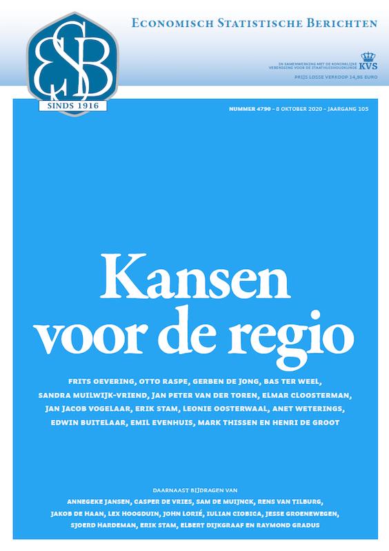ESB 4790: Kansen voor de regio