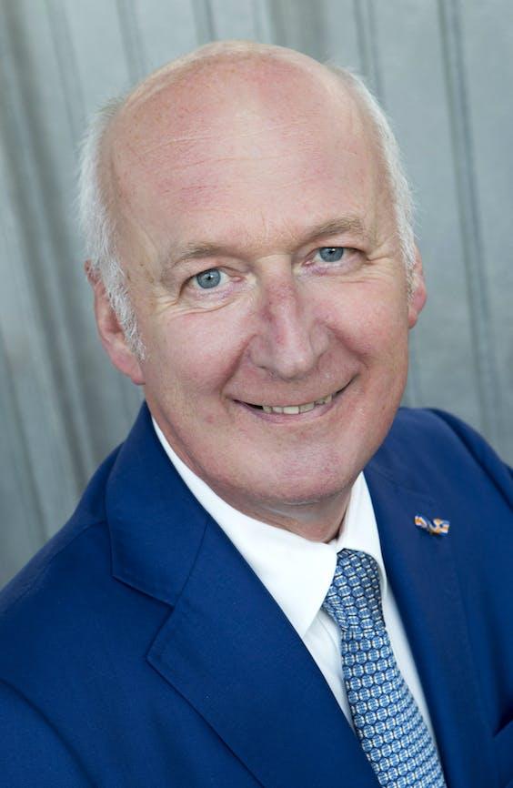 Guido van Woerkom - Voorzitter Detailhandel Nederland