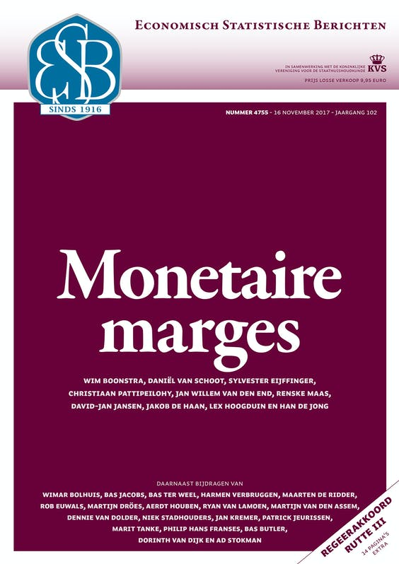 ESB 4755: Monetaire marges