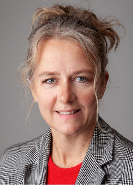 Esther-Mirjam Sent - Professor at the Radboud University and Leader of the Labour Party in the Senate.