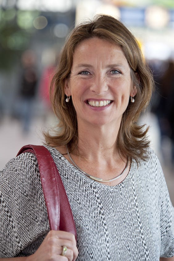 Carola Wijdoogen, bestuurder bij de Sustainability University Foundation en gastonderzoeker bij Yale University