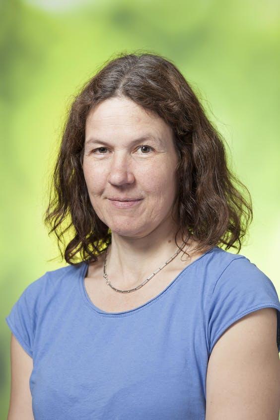 Eline van der Heijden - Currently Professor at Tilburg University, then PhD-student